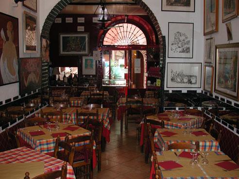 Vecchia roma for La vecchia roma ristorante roma